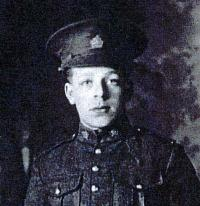 Pte Cyril Martin