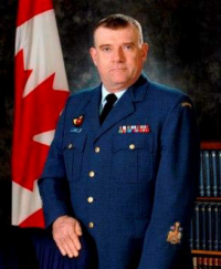 CWO Bill McInnis, CD