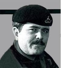 "Cpl John Robert ""Joe Harley"" McLeod, CD (Ret'd)"