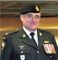 LCol Andy McQuilkin, CD