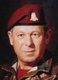 Captain David Norman Miller, CD (Ret'd)