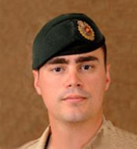 Sgt George Miok