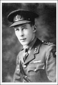 Lt-Col Coulson Norman Mitchell, VC, MC, RCE
