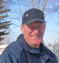"""CWO William """"Bill"""" Montague, CD (Ret'd)"""