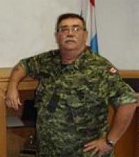 Capt Terrance Muldoon, CD