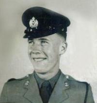 Sapper William Douglas 'Doug' Neilson (Ret'd)
