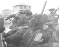 North Shore Regiment Berniere sur Mere 6 Jun 44