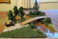 6 Fd Sqn Museum Diorama