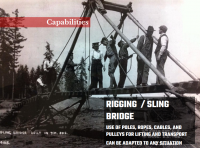 6 Fd Coy Bridge Training Circa 1916