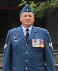 Sgt Mark Piche, CD