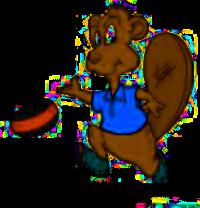 Pigspiel Beaver