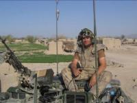 Jason Pollett in Afghanistan