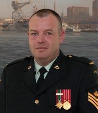 Sgt Darren Andrew Pollock, CD