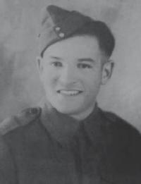 Corporal Joseph L. Rieu (Ret'd)