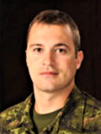 Sgt Kevin Rioux, CD