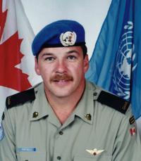 """Sgt Robert """"Bob"""" Robitaille, CD (Ret'd)"""