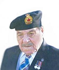 Sapper Victor Roy (Ret'd)