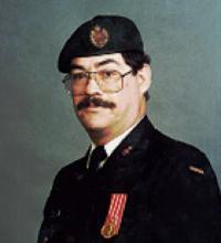 Major André Samson CD (Ret'd)
