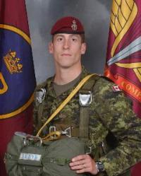 Capt Peter Dawe, KIA in Afghaistan on 4 Jul07