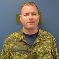 Sgt J.R. McKinley, CD