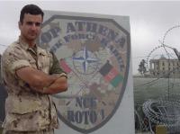 Sgt Steve Bolduc, 5 RGC