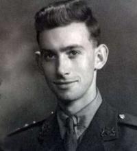 Captain George Spear, CD (Ret'd)