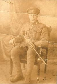 Spr Charlie Some was a member of the No. 2 Construction Battalion and was murdered in France. (The Canadian Great War Project / The Legacy Voices Project)