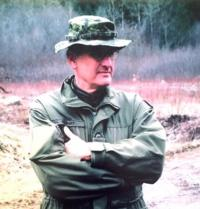 "Capt James Frederick ""Jim"" Stewart, CD (Ret'd)"