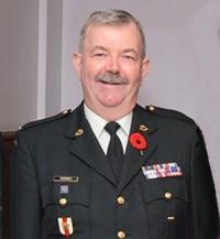 Capt Ken Toomey, OMM, CD