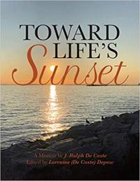 Toward Life's Sunset - Cover
