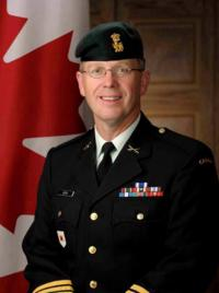 LCol Mike Voith, MSC, CD