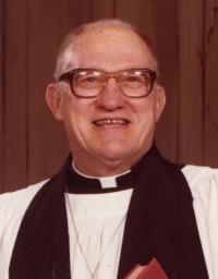 Spr, The Reverend William G. Ware (Ret'd)