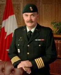 Col Steve Warne, CD