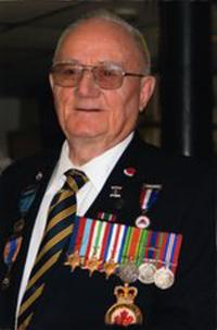 Sapper Harry A. Warren (Ret'd)