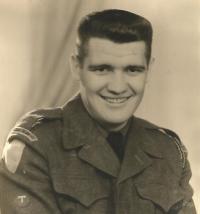 Captain Frank Wencel, CD (Ret'd)