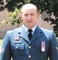 """Sgt Donald William Henry """"Donnie"""" Zehr, CD"""