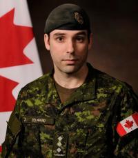Maj Jason Edward Zelward, CD