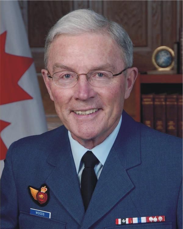 major general john  woods cd canadian military engineers