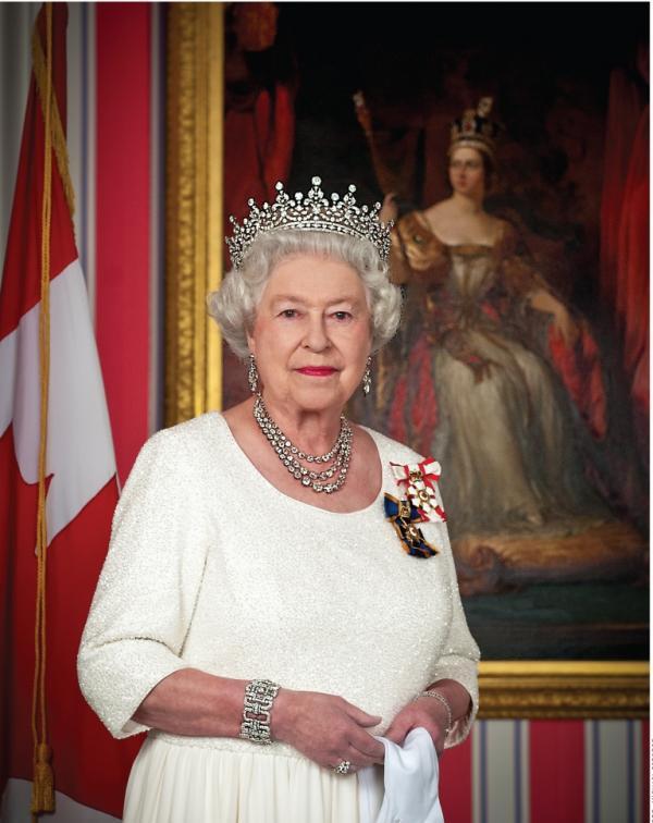 Her Majesty Queen Elizabeth II // Sa Majesté la Reine Élizabeth II