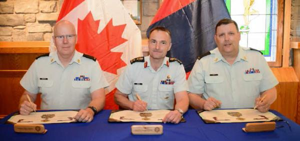 CWO Glenn Simpkin Appointed CME Branch CWO | Canadian