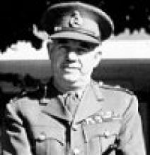 Major General John Peter MacKenzie CB, DSO, ED