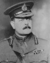 Major General W.B. Lindsay CB, CMG, DSO